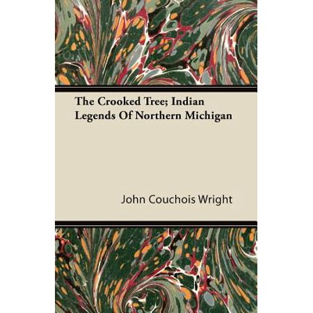 Indian Tree Saucer - The Crooked Tree; Indian Legends of Northern Michigan