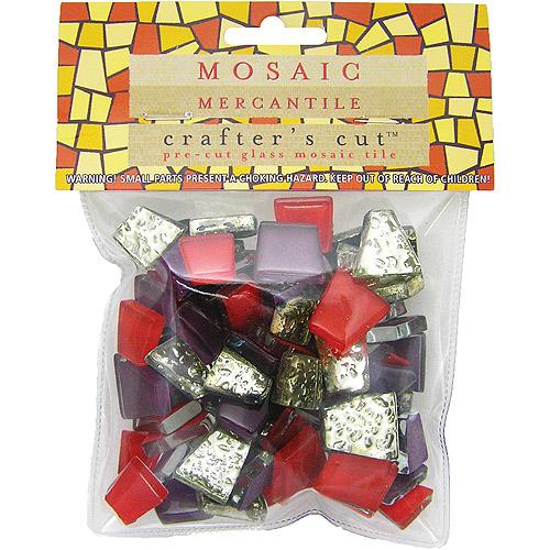 Mosaic Mercantile Solstice Mosaic Tile, 1/2-Pound