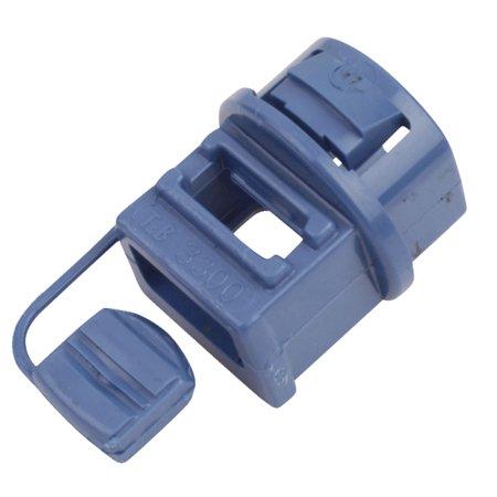 Halex Company 10pc Plastc Bx Connector 330010