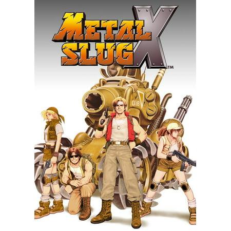 Metal Slug X, Plug In Digital, PC, [Digital Download],