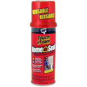 DAP Touch 'n Foam Home Seal Foam Sealant, 12 oz
