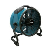 X-Power X-34AR Variable Speed Professional Axial Fan w/ Built-In Power Outlets