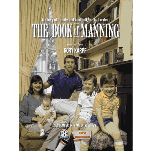 ESPN Films: The Book Of Manning