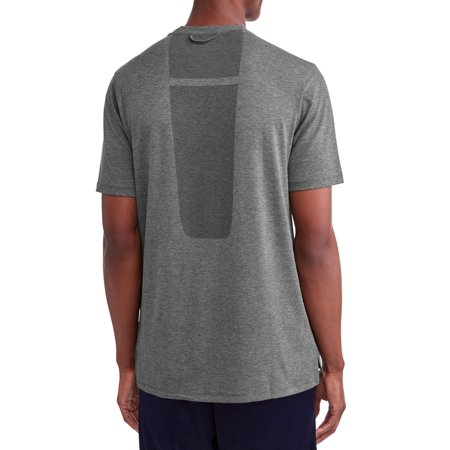 RBX Men's Tri Blend Short Sleeve Gym Tee