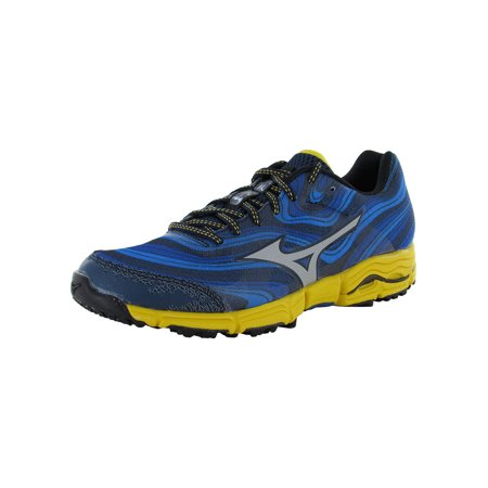 Mizuno Mens Wave Kazan Running Sneaker Shoe