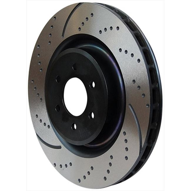 GD7087 3Gd Series Dimpled And Slotted Sport Rotor - image 1 of 1