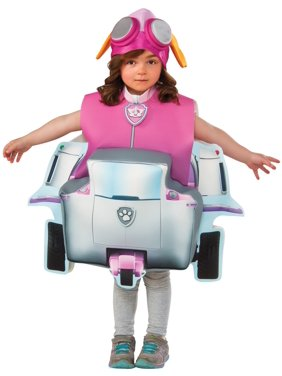 Paw Patrol Nick Jr Skye Child Toddler Costume
