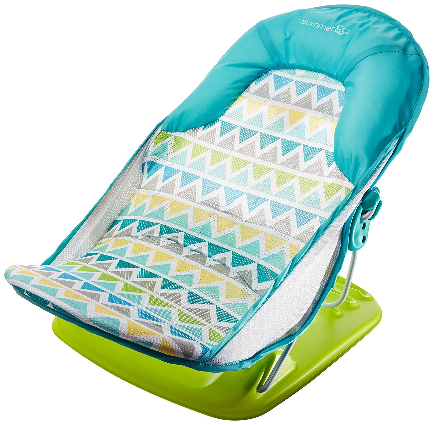 Brand New  Deluxe Ba Bather, Triangle Stripe, High-quality