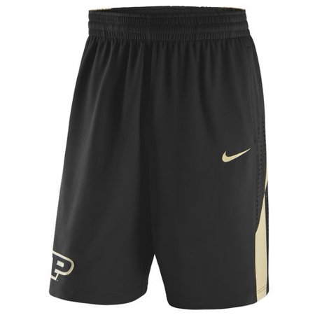 Purdue Boilermakers Nike On Court Basketball Shorts - Black ()