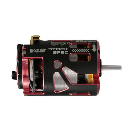 SURPASS HOBBY ROCKET V4S 540 8.5T Dual Sensored Brushless Motor for MODIFIED 1:10 RC Racing Drifting Car - image 3 of 7