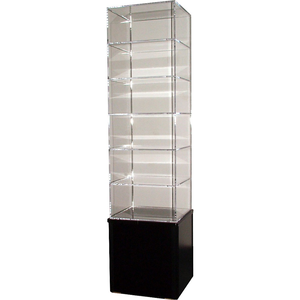 Musician's Gear Snare Drum Tower Display Case