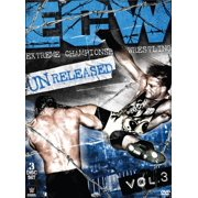 WWE: Ecw Unreleased Vol. 3 by