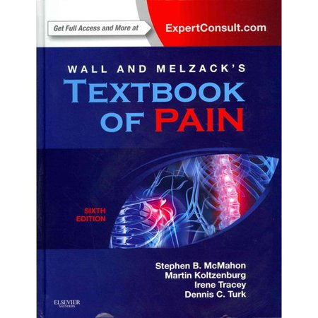 Wall And Melzacks Textbook Of Pain  Expert Consult   Online And Print