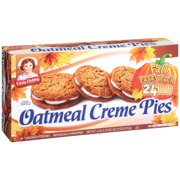 Little Debbie Oatmeal Creme Pies, 24 ct, 32.15 oz