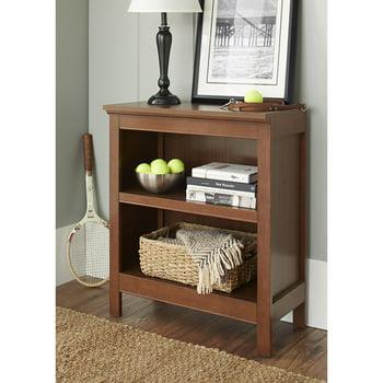 10 Spring Street Burlington 2-Shelf Bookcase