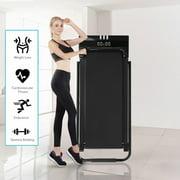 Best Lightweight Treadmills - Botrong Heavy-duty Folding electric Treadmill,Mechanical Walking Machine Review