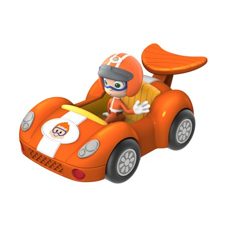 Bubble Guppies Fin-Tastic Racer Vehicle Set- NONNY