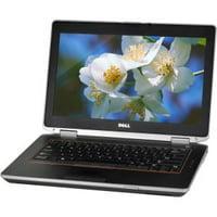 """Refurbished Dell Black 14"""" Latitude E6430 WA5-1037 Laptop PC with Intel Core i5-3320M Processor, 8GB Memory, 750GB Hard Drive and Windows 10 Home"""