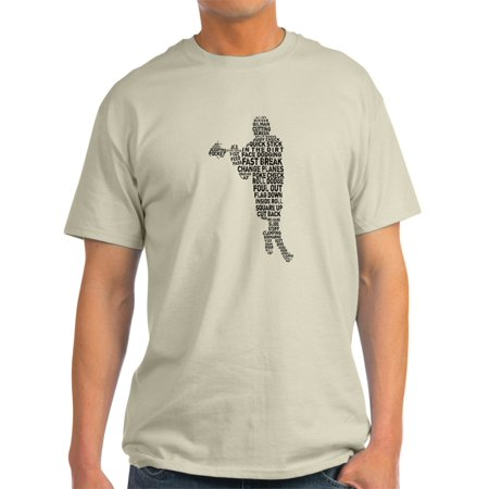 CafePress - Lacrosse Terminology - Light T-Shirt - CP