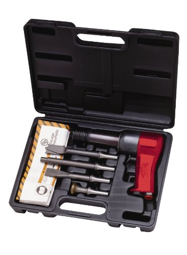 Chicago Pneumatic T025365 Super Duty .498 Shank Air Hammer Kit by Chicago Pneumatic
