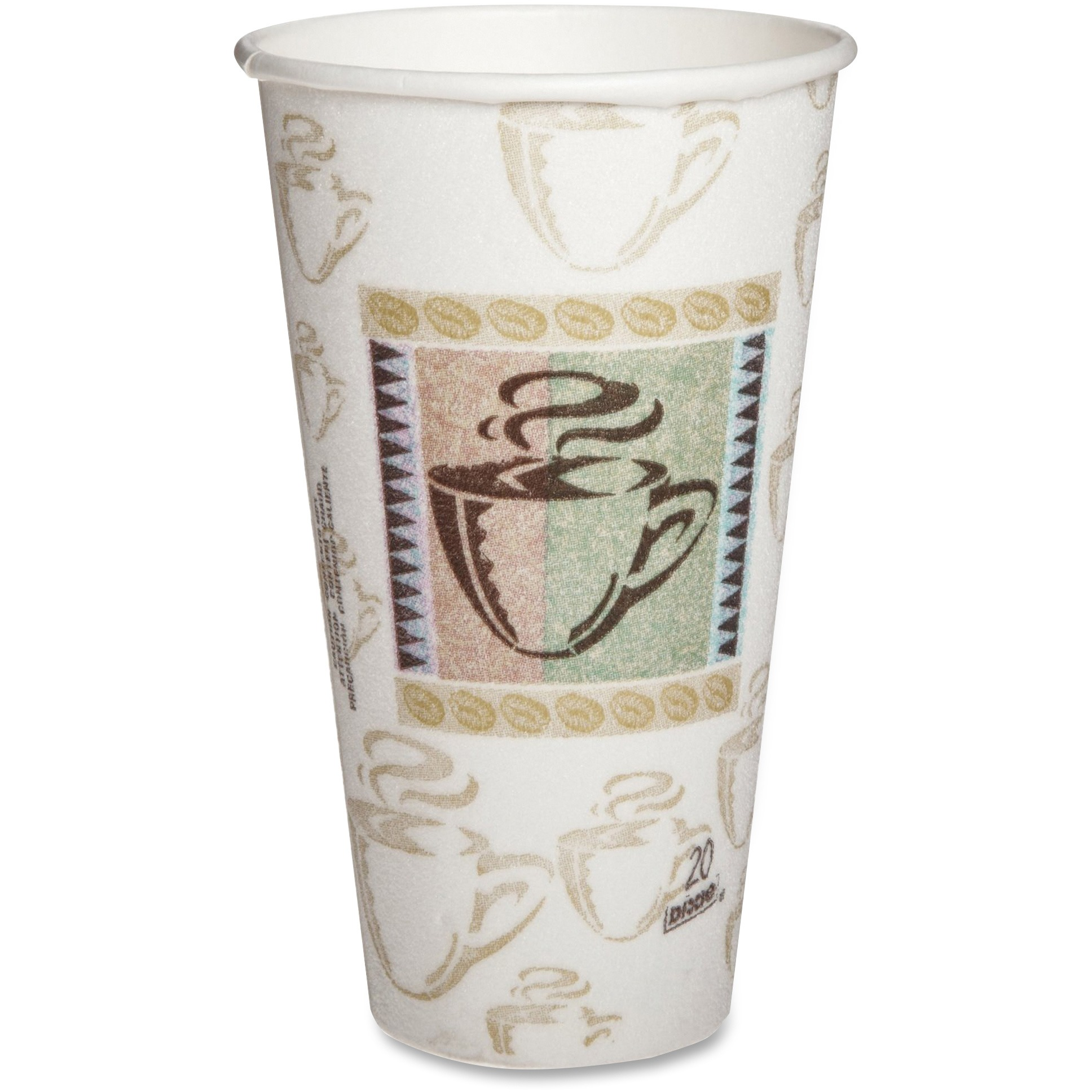 Dixie Perfectouch Coffee Haze Hot Cups