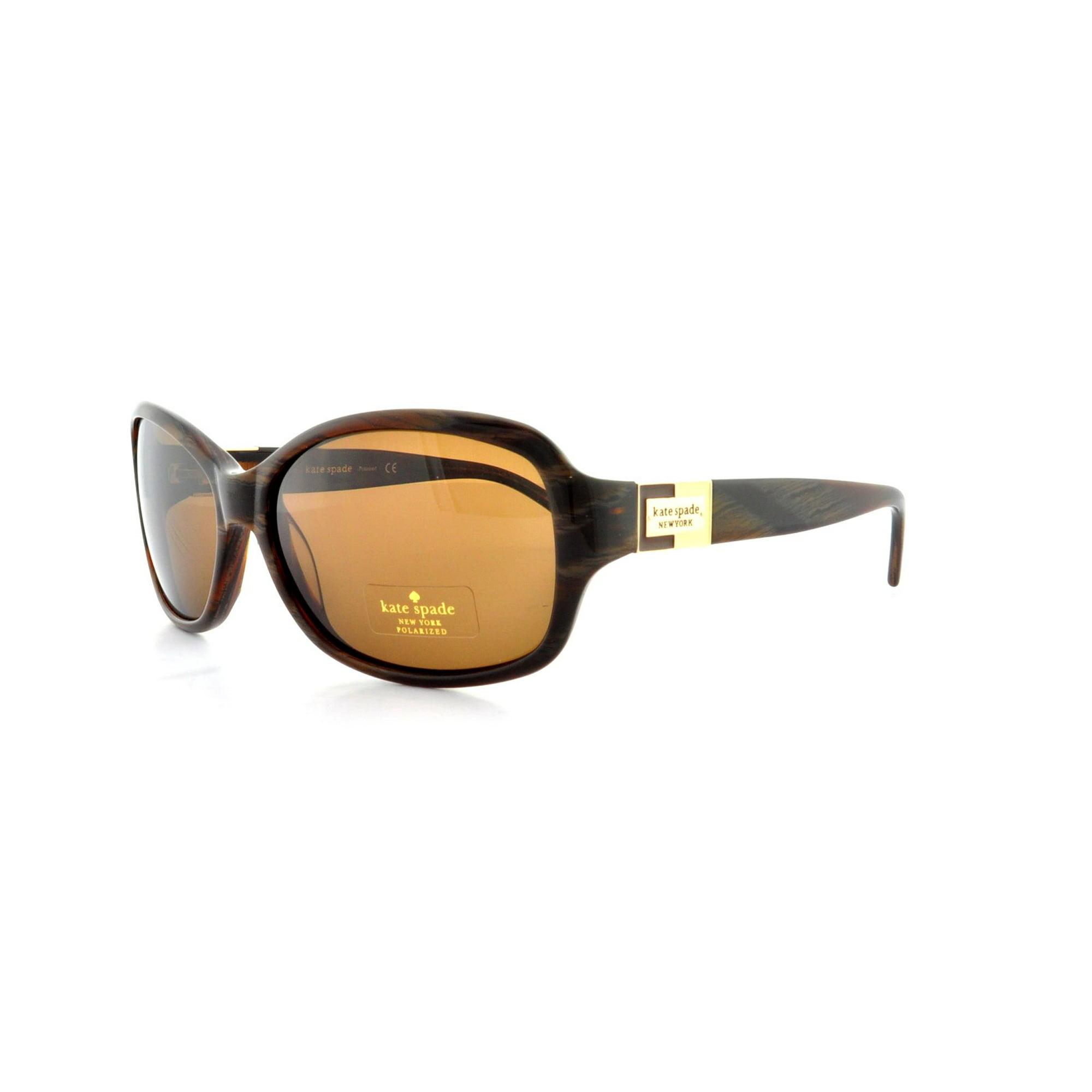 c3a857b9d8 KATE SPADE Sunglasses ANNIKA S 1Q8P Brown Horn 56MM