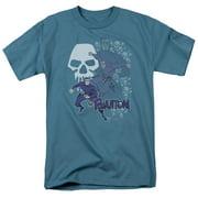 Phantom Skulls Mens Short Sleeve Shirt