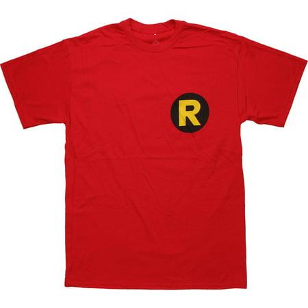 Robin Classic Logo T Shirt - Robin Suits