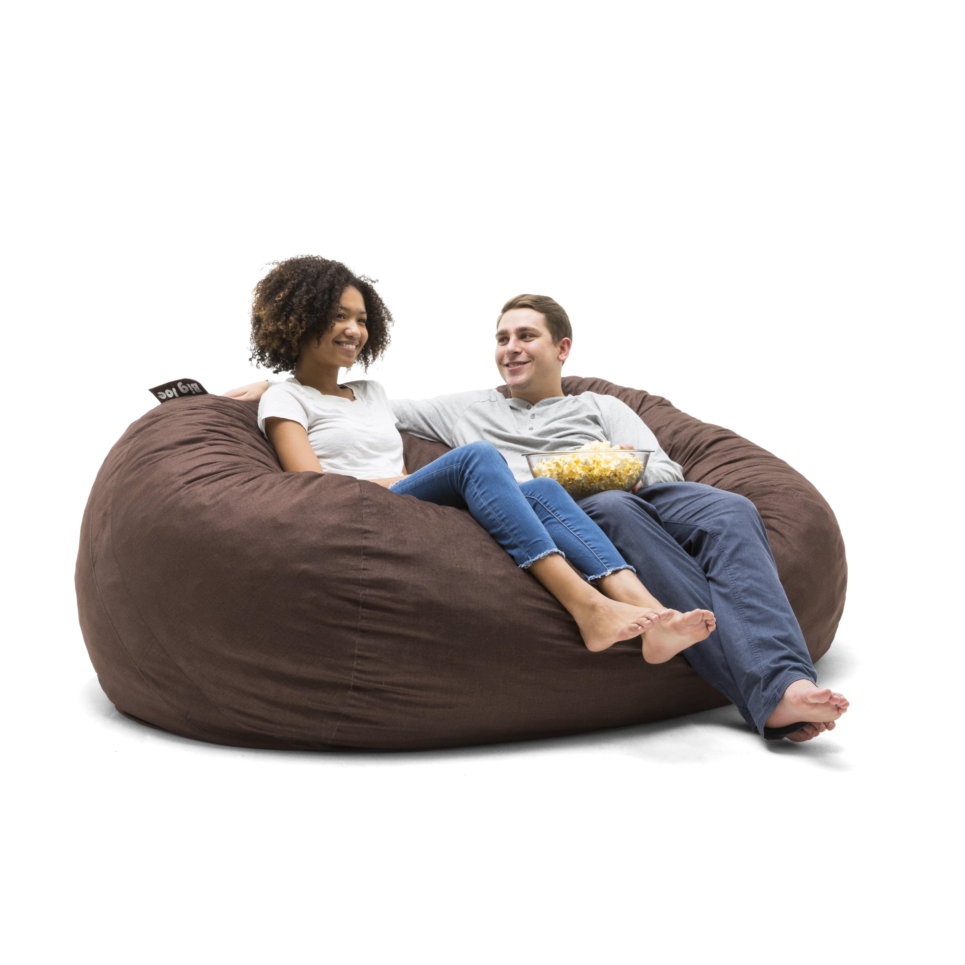 Big Joe Xxl 7 Fuf Bean Bag Chair Multiple Colors Fabrics