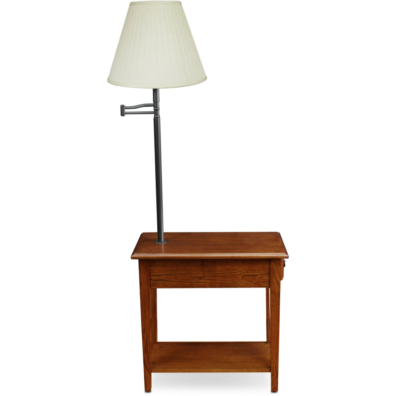 Leick Home Chairside Lamp Table Multiple Colors Walmart