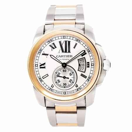 Cartier Calibre De Cartier W7100036 Steel  Watch (Certified Authentic & Warranty)