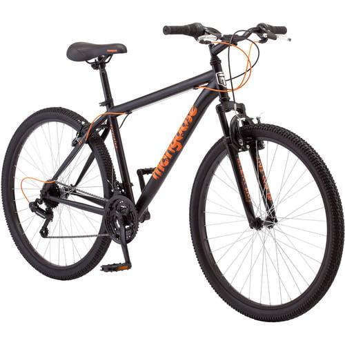 "27.5"" Mongoose Excursion Men's Mountain Bike, Black"