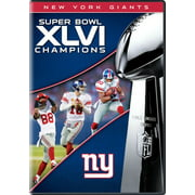 NFL Super Bowl Xlvi: 2011 New York Giants by