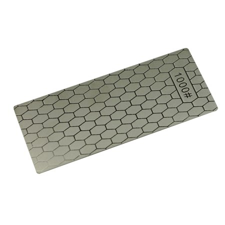 Professional 1000 Thin Diamond Sharpening Stone Knives Diamond Plate Whetstone Knife Sharpener Grinder Honing