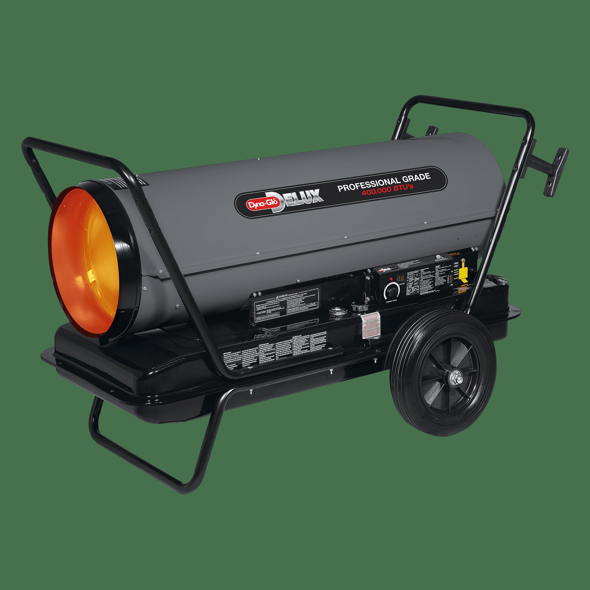 Dyna-Glo Delux 400K BTU Kerosene Forced Air Heater