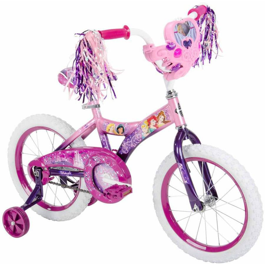 "Huffy 16"" Girls' Choose Your Own Princess Disney Bike"
