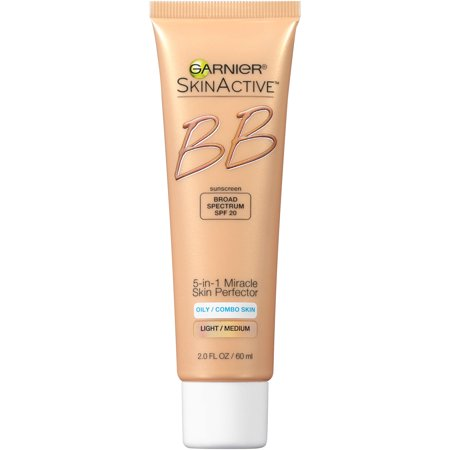Garnier SkinActive BB Cream Face Moisturizer For Oily/Combo Skin