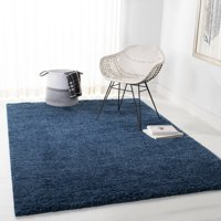 Safavieh August Carlene Solid Plush Shag Area Rug or Runner