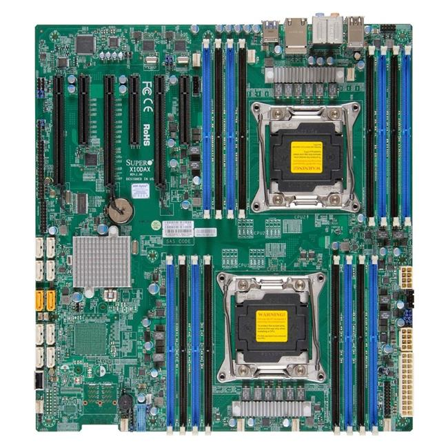 Supermicro X10DAI-O Extended ATX Xeon Server Motherboard