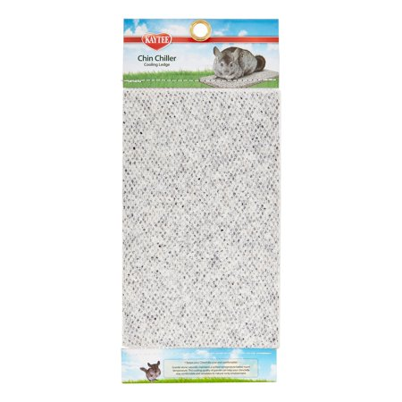 Kaytee Chinchilla Chiller Granite Stone for Chinchillas and Other Animals