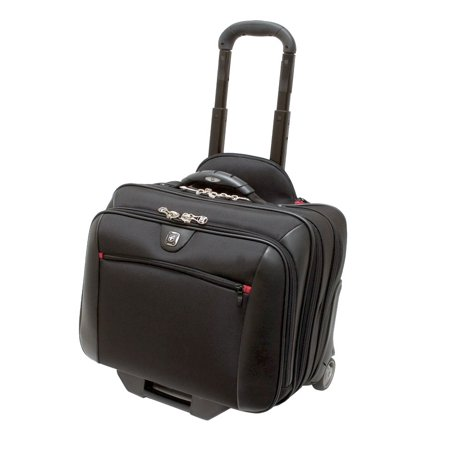 Wenger Potomac 2-Piece Comp-U-Roller Travel and Matching 15.4-inch Laptop (Roller Laptop Case)