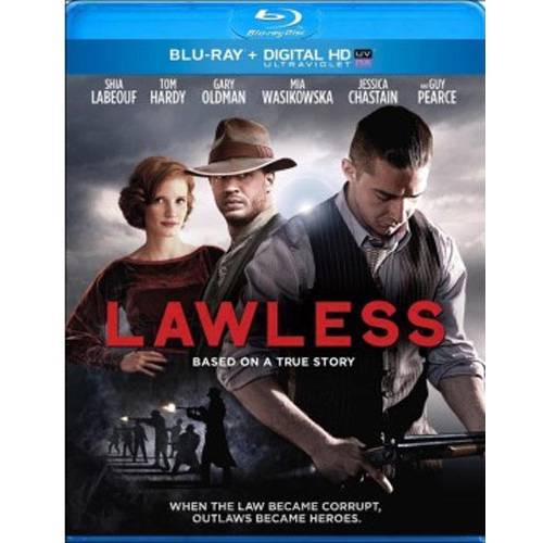 Lawless (Blu-ray + DVD + Digital HD) (With INSTAWATCH)