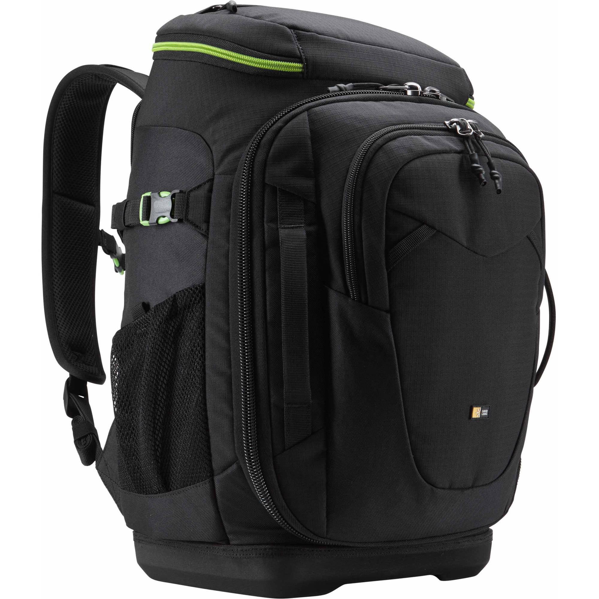 Case Logic Kdb101 Black Kontrast Pro Dslr Backpack by Case Logic