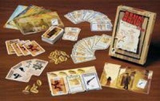Bang Wild West Card Game by DAVINCI GAMES