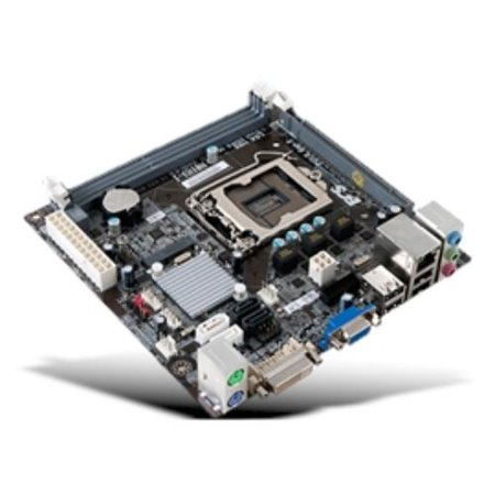 Elitegroup Computer Systems 144348 Ecs Motherboard H81h3-i Mini-itx Lga1150  Ddr3 1600/1333 Pci Express Sata Usb Retail