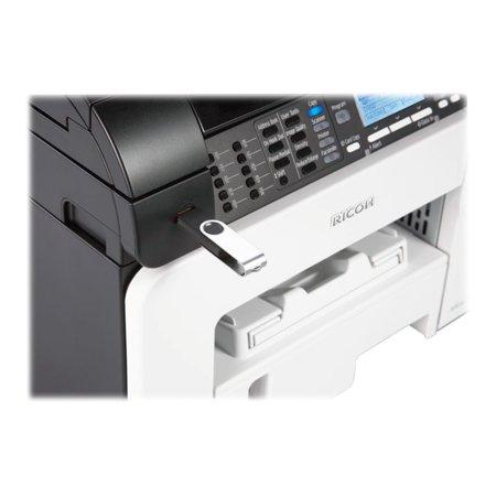 RICOH SG 3110SFNw Color GELJET Multifunction Printer/Copier/Scanner/Fax Machine