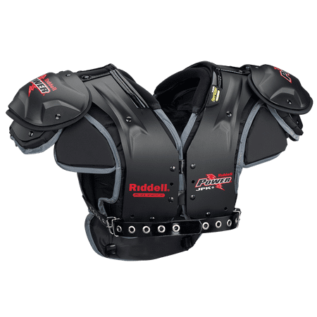 Riddell Youth Power JPK + Football Shoulder Pads