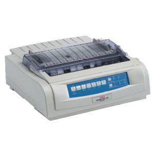 Oki MICROLINE 421 Dot Matrix Printer - 570 cps Mono - 240 x 216 dpi - Parallel, USB, Serial
