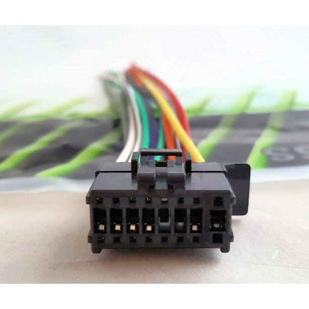 pioneer deh 1300 wiring harness  2000 kenworth t800 wiring