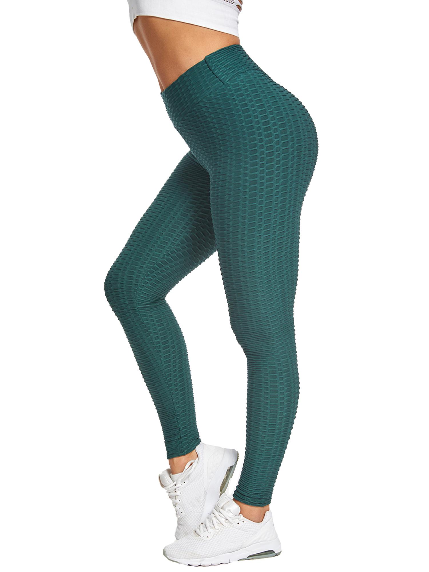 Women Seamless Leggings Yoga Pants High Waist Push Up Fitness Sports Gym Workout